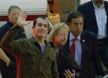 Marine Released