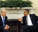 Netanyahu & Obama May 2009