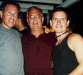 Barney Frank (Center)