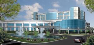 Loma Linda Hospital, Murrieta CA (Opening 2011)