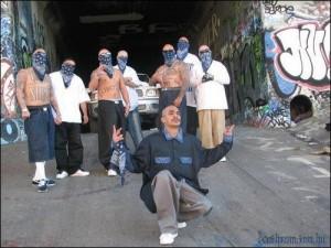 Immigrant Gangs