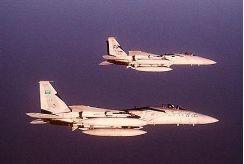 F-15: Saudi and US pilots over Iraq
