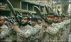 HezbollahRockets