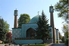 Mosque in Hamburg