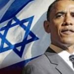 Obama & Israeli Flag