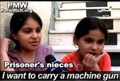 PA Arab girls sing hate songs