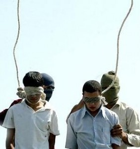 Islamic Radicals Hang Teenager's Guilty of Being Gay