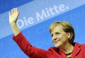 Chancellor Angela Merkel, Berlin Germany