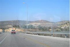 Samaria road