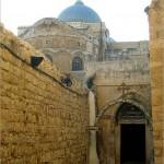 Ancient Christian Church, Jerusalem