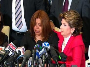 Irony: Gloria Allred Makes the Case Against Hiring Hispanics