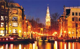 amsterdam-night