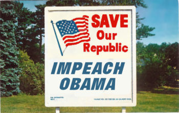 Impeach Osama