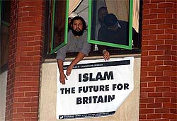 Islam Hate in UK