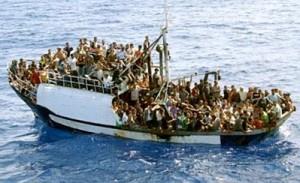 Immigrants Flood Europe
