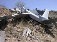 drone shot Iran