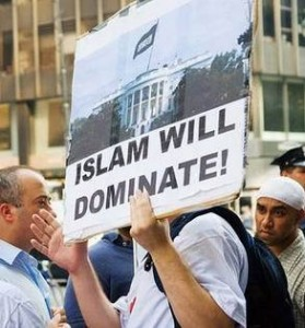 Muslims Whitehouse