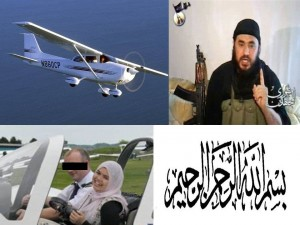 Muslims Plan to use small aircraft to attack