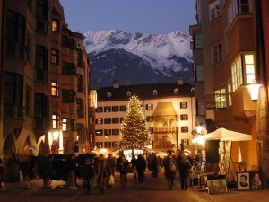 Christmas Tyrol