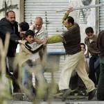 egyptian christian beaten by Islamist