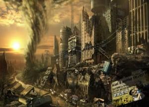 2012 world destroyed