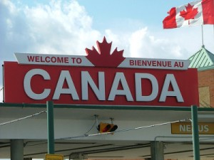 Canada Entry Point