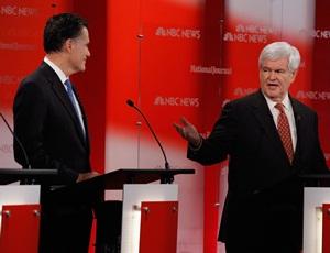 Republican Candidates Debate In Tampa, Florida
