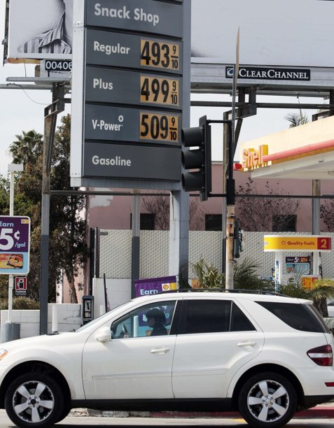 research papers on gas prices