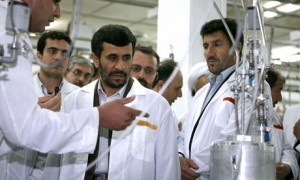 Iran president Mahmoud Ahmadinejad claimed this week that Iran had loaded its first domestically made fuel road into a nuclear reactor.