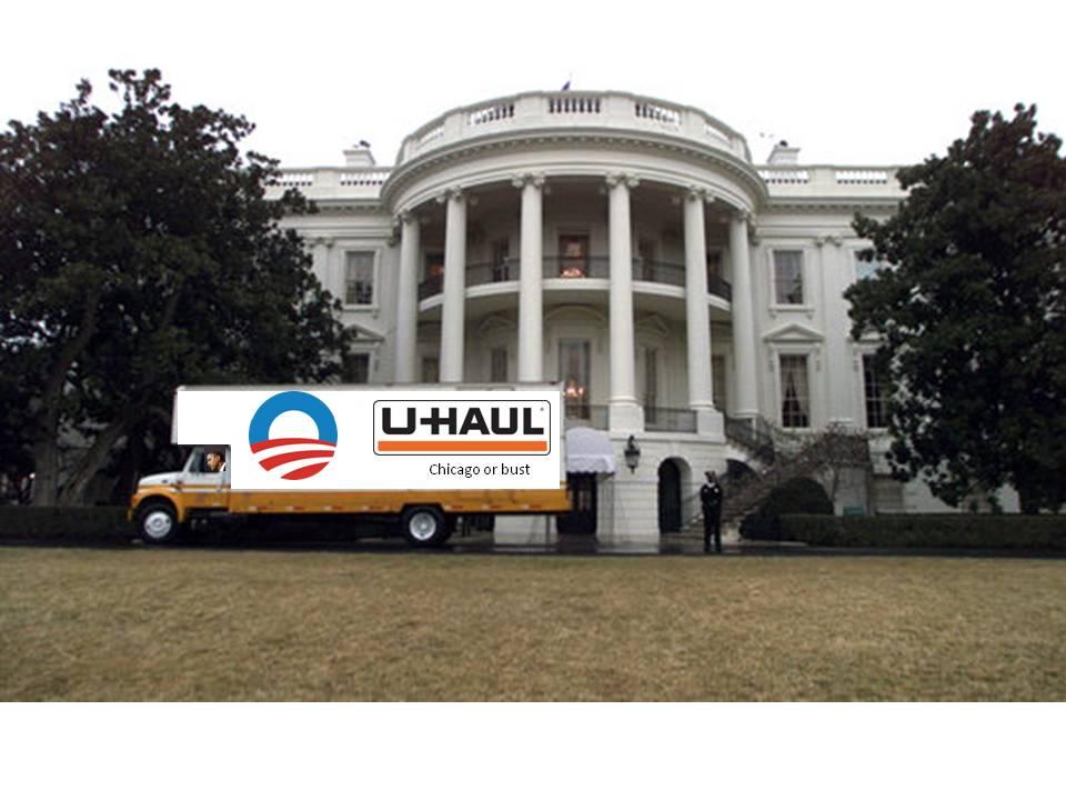 Obama Uhaul
