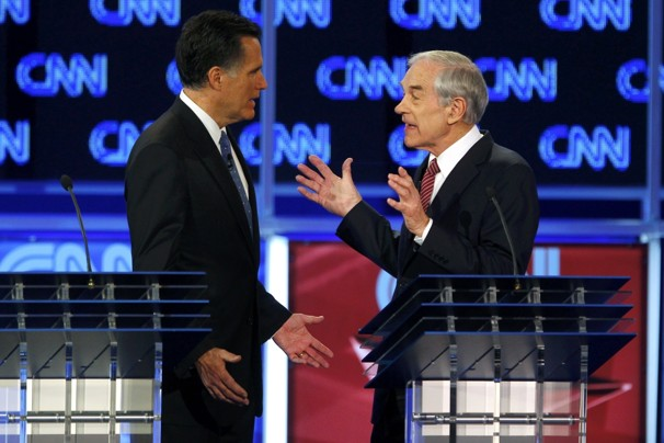 Romney and Paul