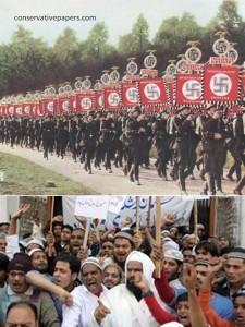 nazi Muslims