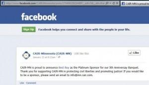 CAIR - Facebook