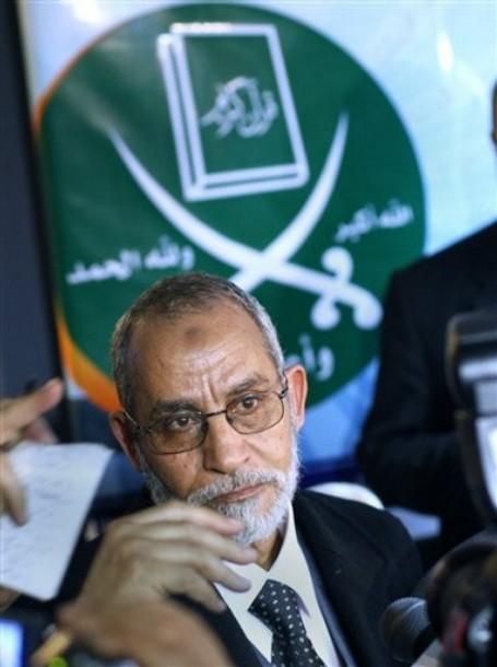 Obama's new BFF, the Muslim Brotherhood.