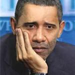 Obama scared
