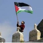 'Palestinian' flag