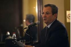 Ehud Barak meets foreign journalists