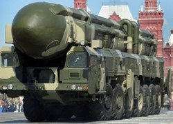 Russian Nuclear Missile