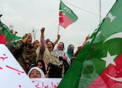 Pakistan-Riots