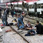Madrid Islamic train bombings in 2004 (also known in Spain as 11-M)