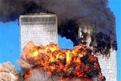 Attack on Twin Towers 9/11