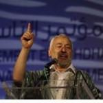 Ennahada leader Rached Ghannouchi