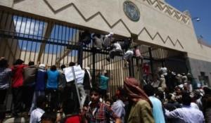 Muslims Attacking Embassies