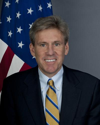 U.S Ambassador J. Christopher Stevens was assassinated by Muslim terrorist