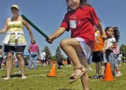Children Playing - Head Start