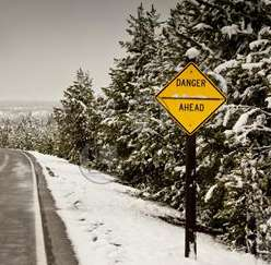 Europe Danger Road