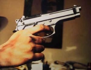 gunman ok