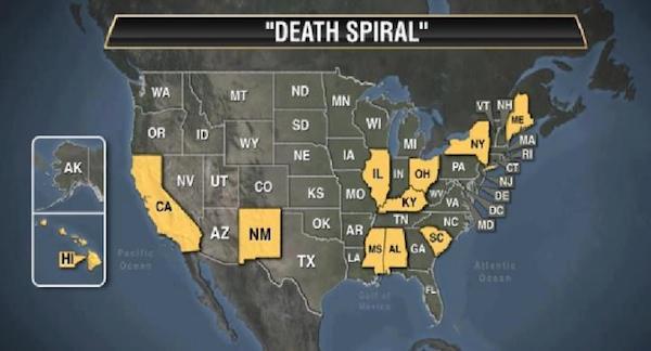 11 states