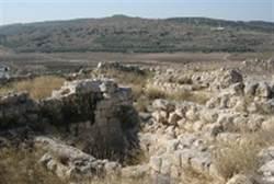 Tel Beth Shemesh archaeological site