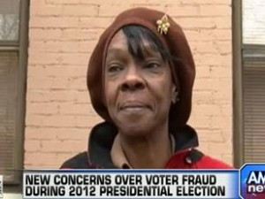 Melowese Richardson accused of Voter Fraud